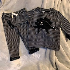 Carter's 6M Dinosaur Outfit